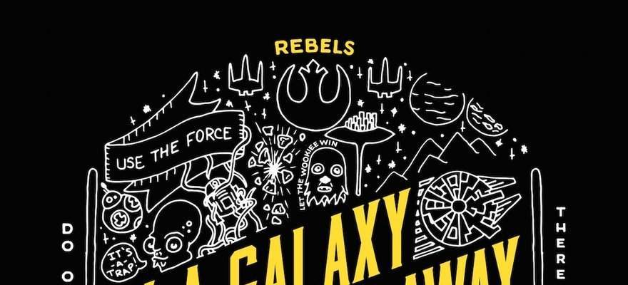Фото In a galaxy far, far away…